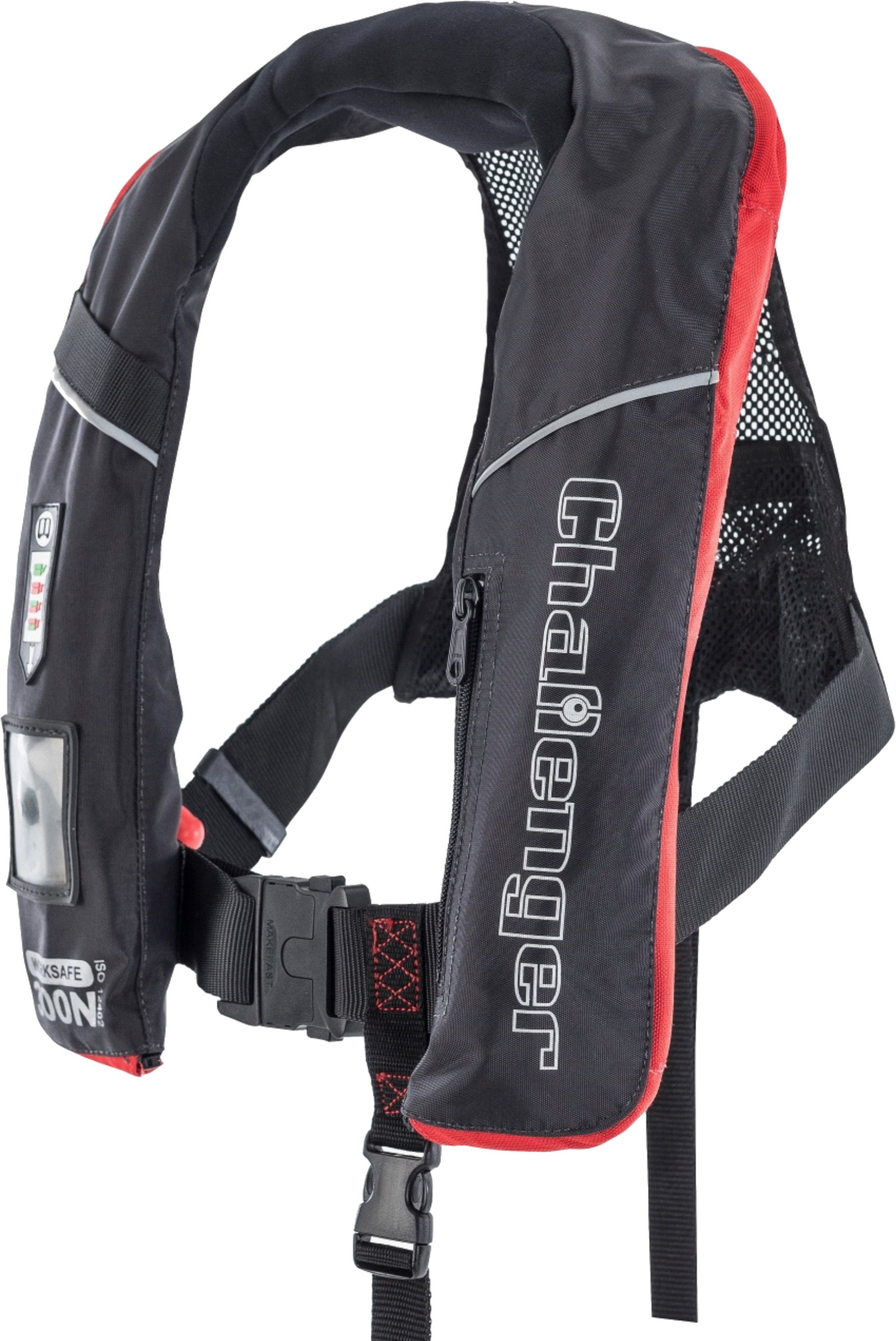 3Sis first METS showing for Challenger Worksafe Pro lifejacket