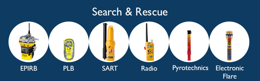 Grab Bag Search and Rescue