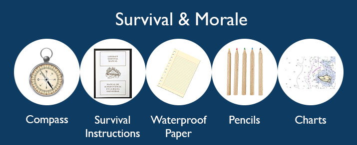 Grab Bag Survival Morale