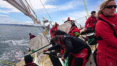 Clipper Race - Dare to Lead