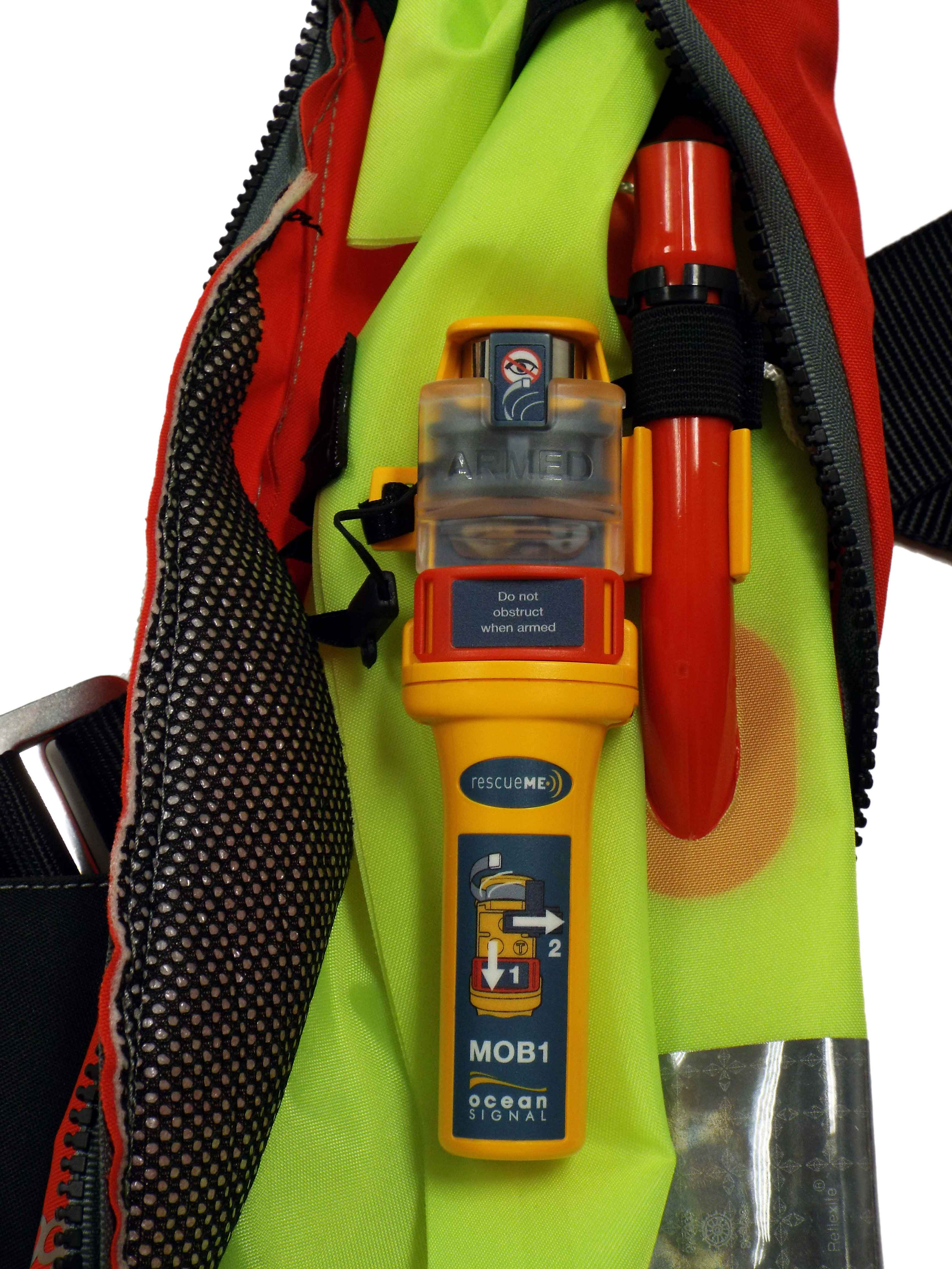 MOB1 in Clipper Life Jacket web size
