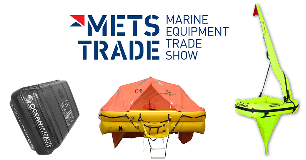 Ocean Safety to be at METS 2018