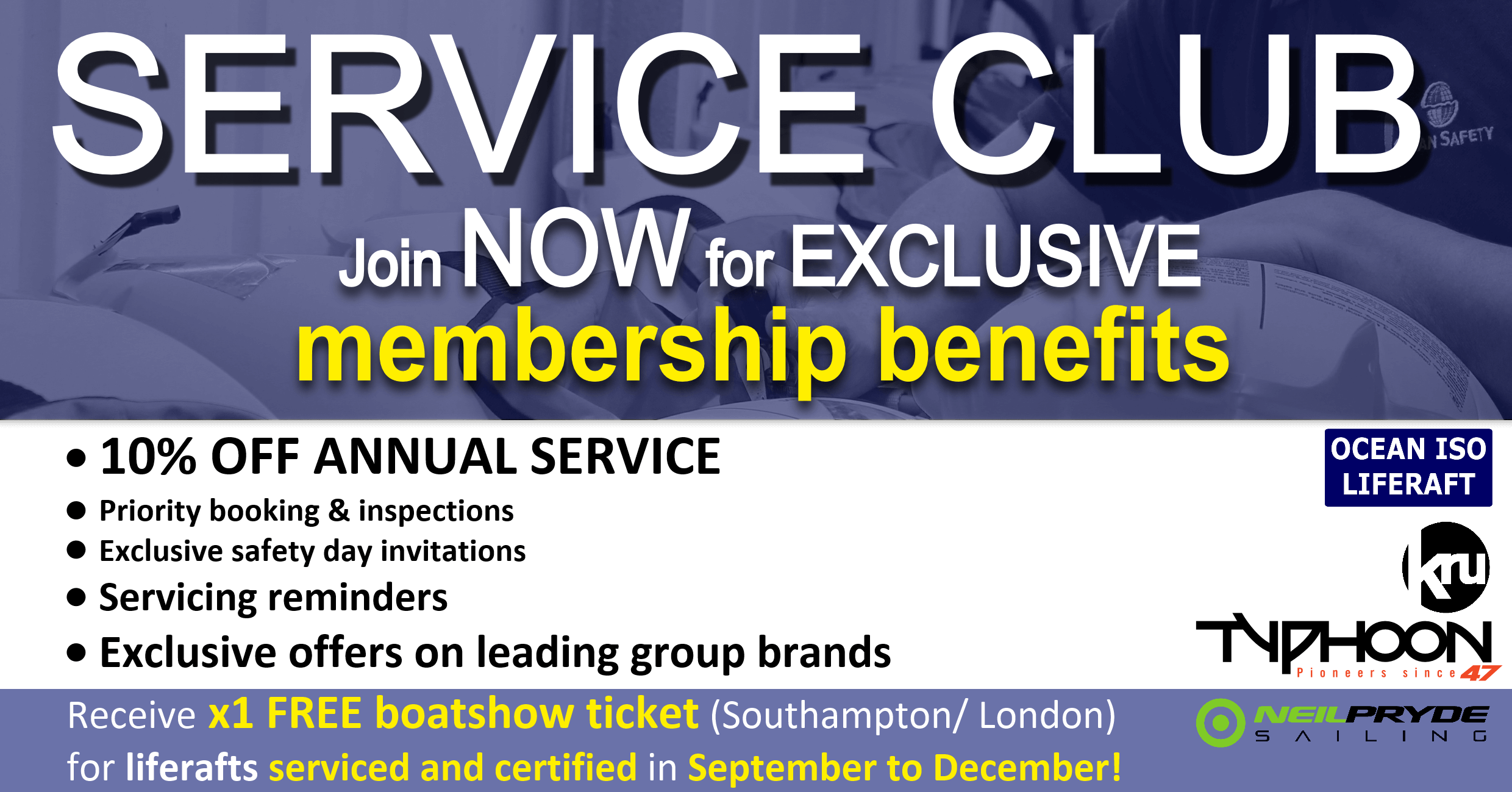 Service club image for webpage