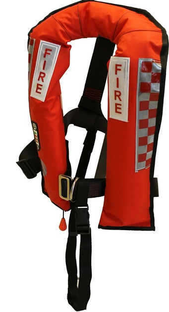 Kru Emergency Services Lifejacket