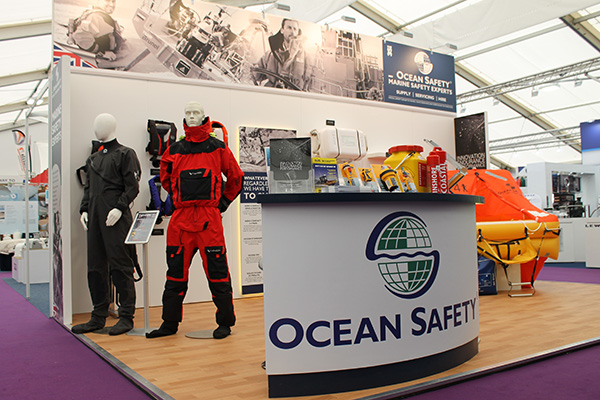Ocean Safety Advice Hub - Southampton Boat Show