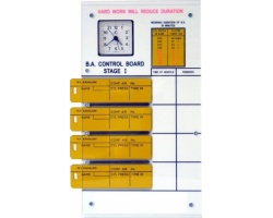 fir4500 standard 4 man ba tally control board