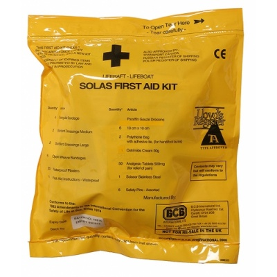 med0090 solas liferaft lifeboat medical softpack 600px